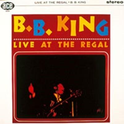 KING,B.B. / LIVE AT THE REGAL