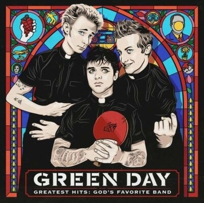 GREEN DAY / GREATEST HITS: GOD'S FAVORITE BAND (X)