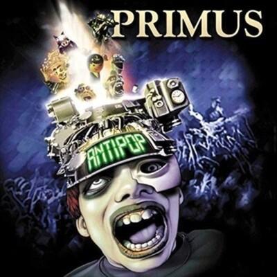 PRIMUS / ANTIPOP (2 LP)