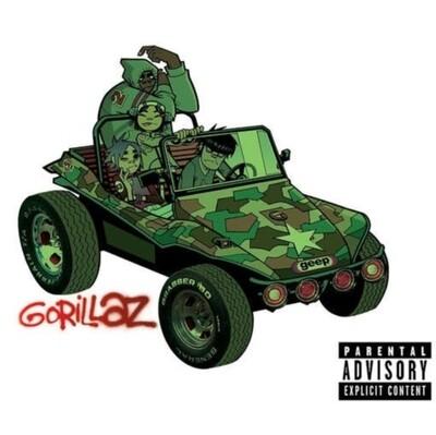 GORILLAZ / GORILLAZ