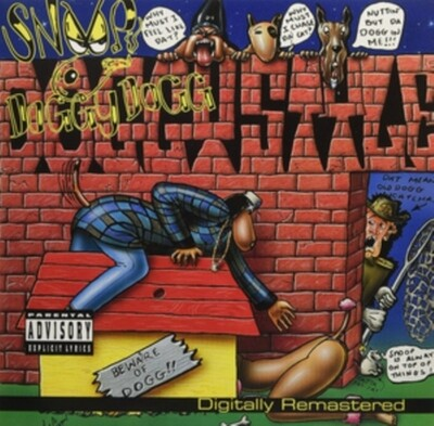 SNOOP DOGGY DOGG / DOGGYSTYLE (EXPLICIT/REMASTERED/2LP)