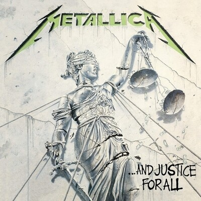 METALLICA / AND JUSTICE FOR ALL (REMASTERED)