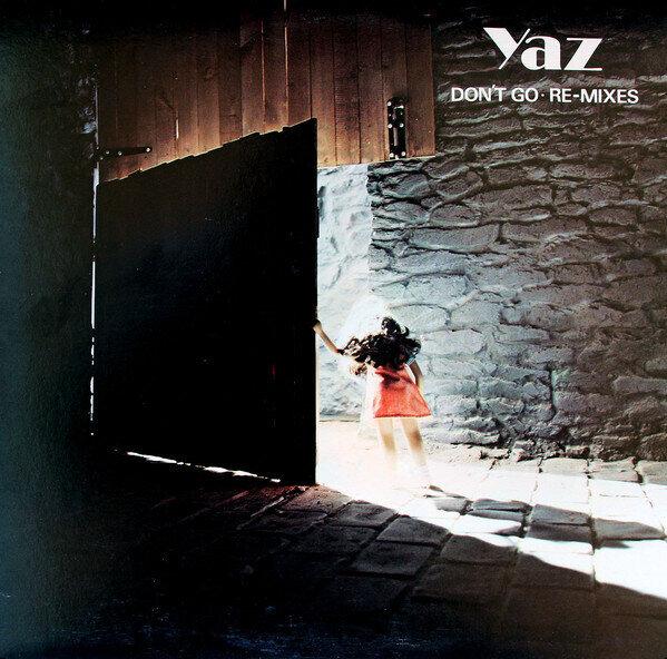 Yaz – Don't Go - Re-Mixes