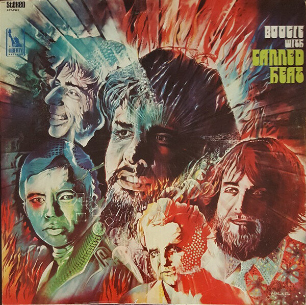 Canned Heat – Boogie With Canned Heat