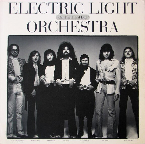 Electric Light Orchestra – On The Third Day