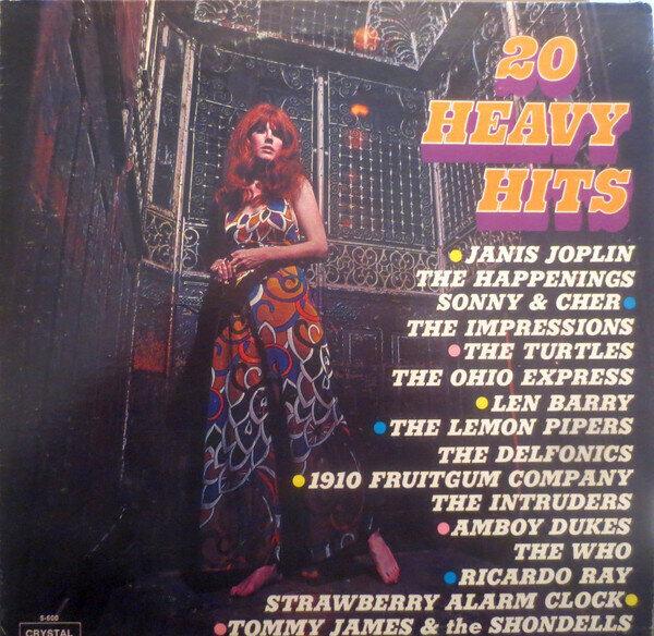 Various – 20 Heavy Hits