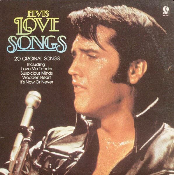 Elvis Presley – Elvis Love Songs (20 Original Songs)