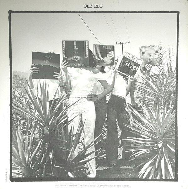 Electric Light Orchestra – Olé ELO
