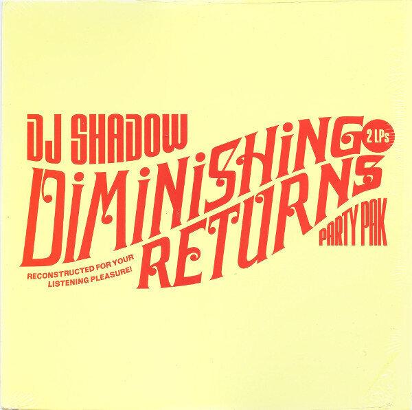 DJ Shadow – Diminishing Returns Party Pak