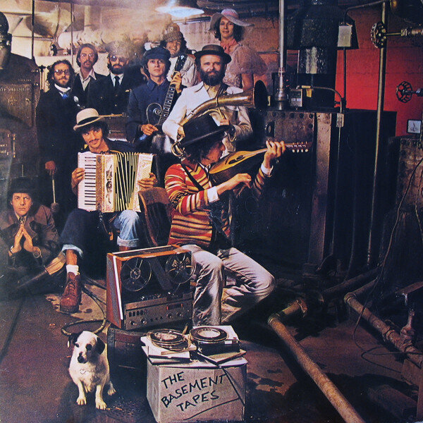 Bob Dylan & The Band – The Basement Tapes