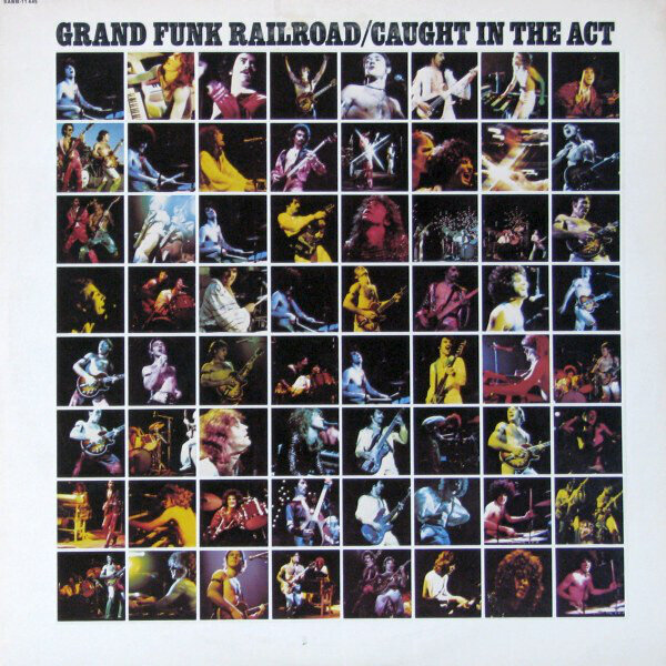 Grand Funk Railroad – Caught In The Act