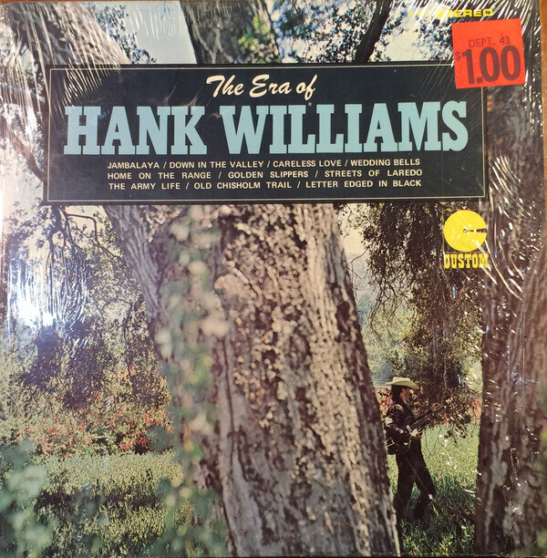 Johnny Williams And The Playboys – The Era Of Hank Williams