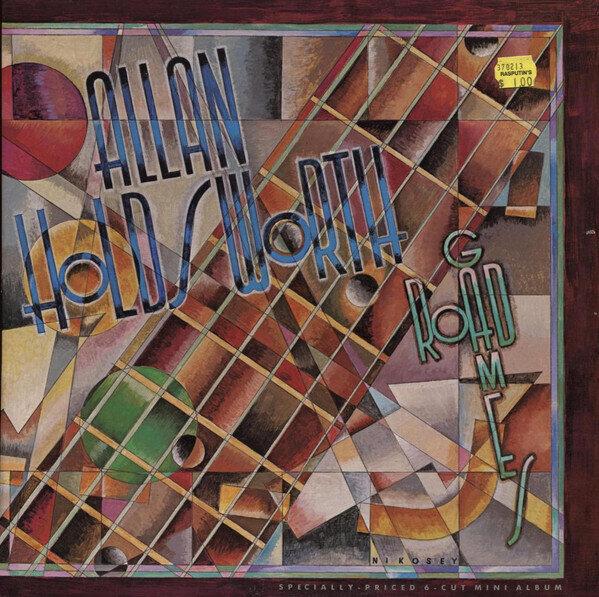 Allan Holdsworth – Road Games