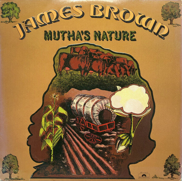 James Brown And The New J.B.'s – Mutha's Nature