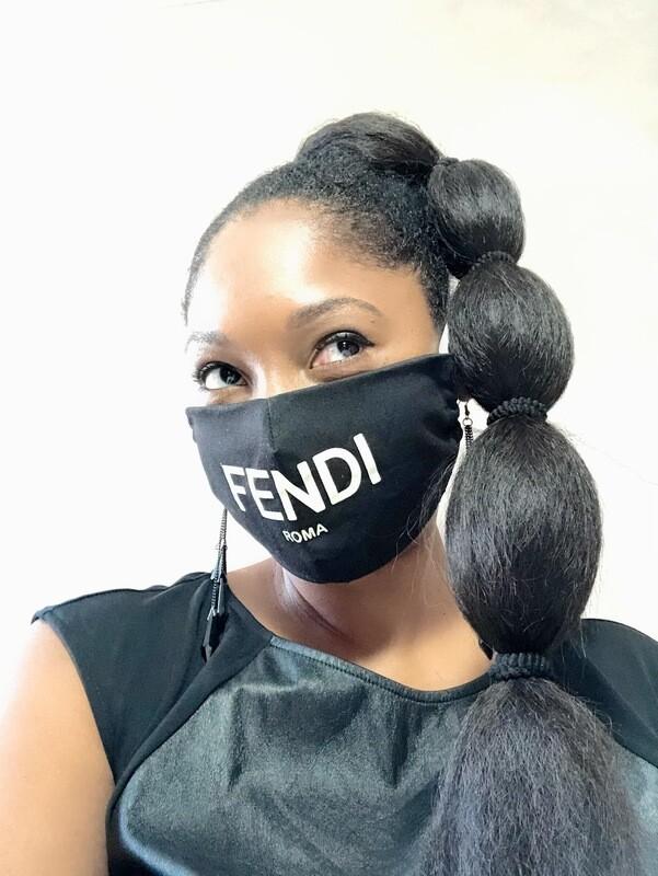 FENDI face mask