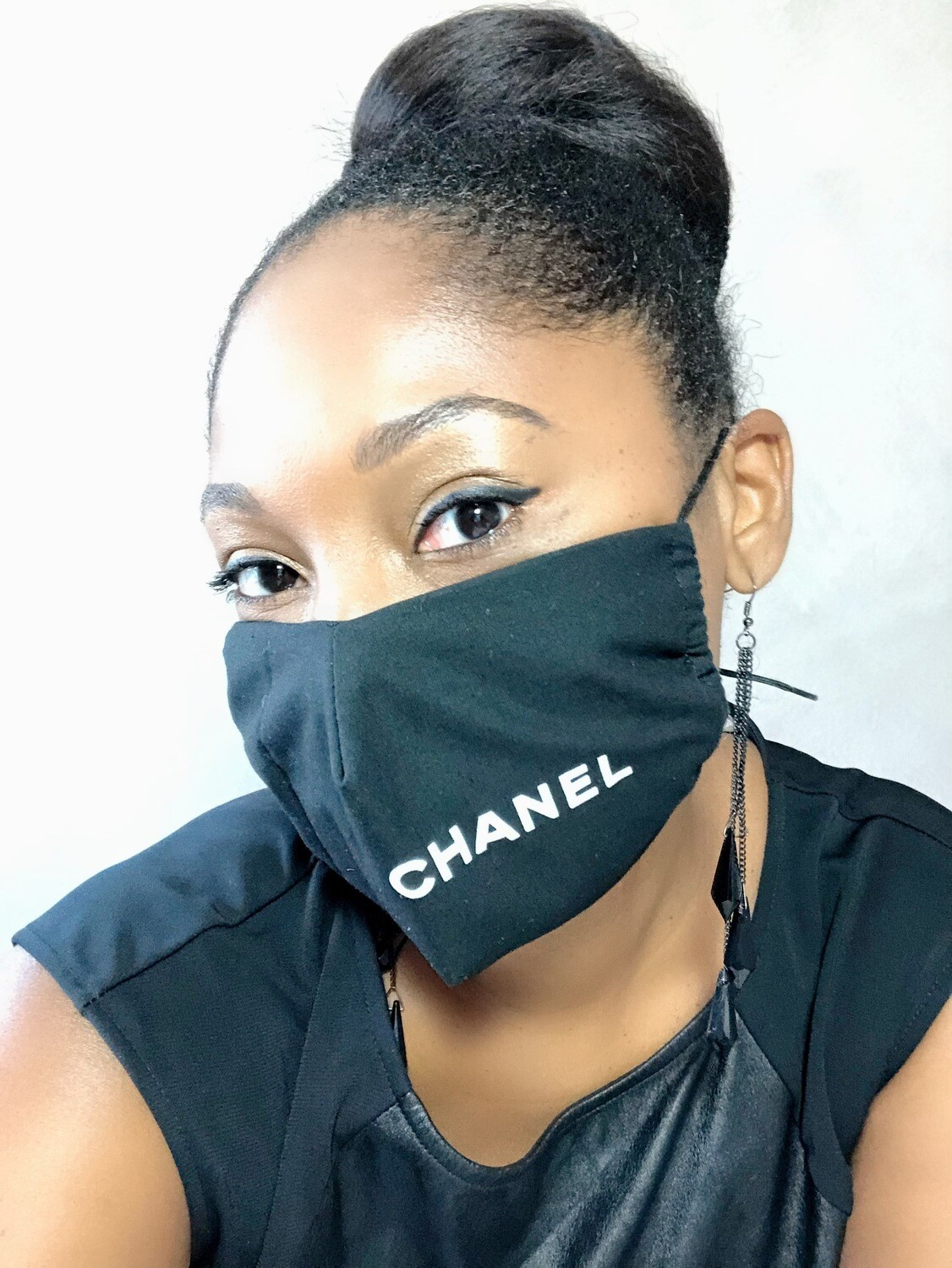 CHANEL face mask