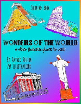 WONDERS OF THE WORLD & other fantastic places to visit - PDF download