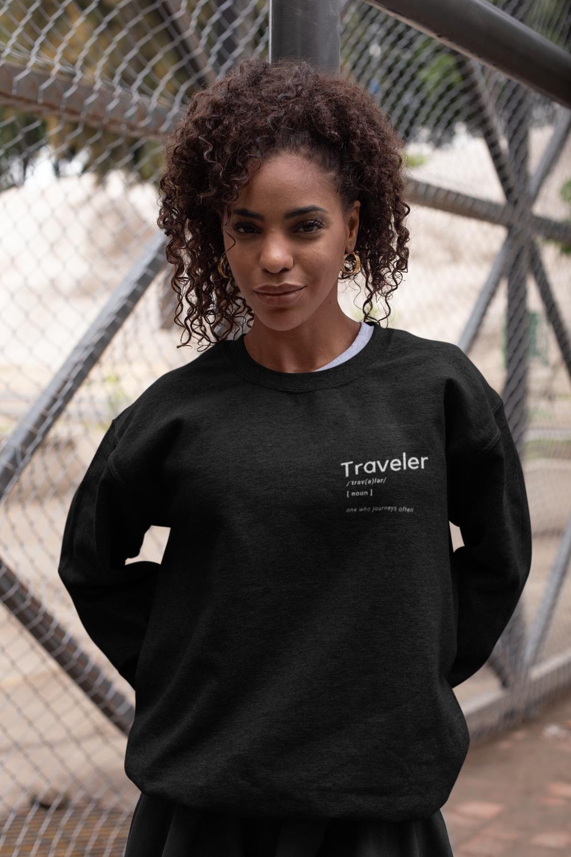 Traveler Logo Sweatshirt
