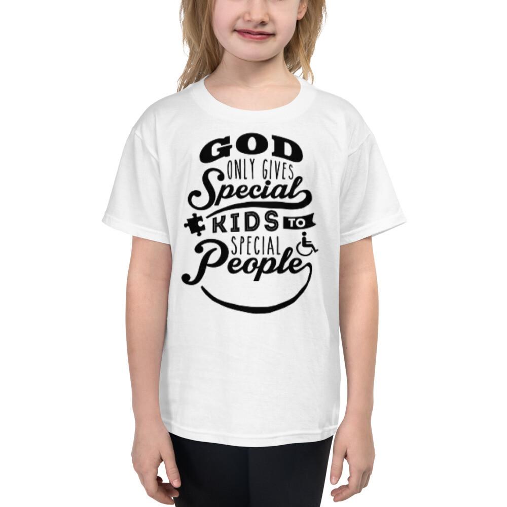 GOD GIVES - TEE SHIRT FOR CHILDREN