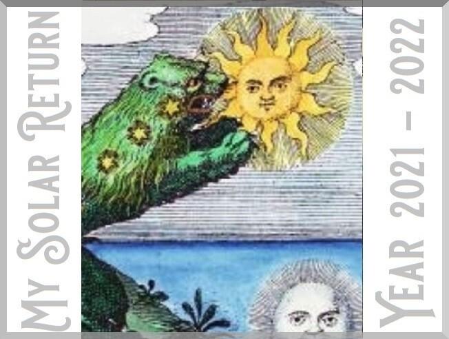 My Solar Return Book 2021-2022