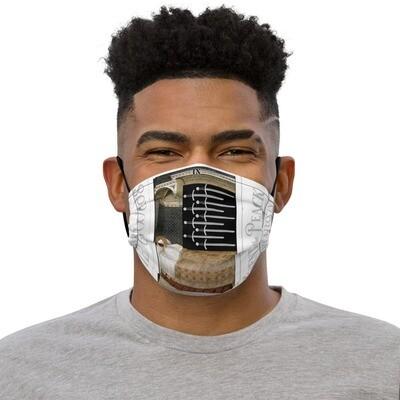 Premium face mask - Tarot; Nine of Swords
