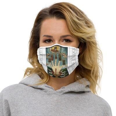 Premium face mask - Tarot;  Judgement
