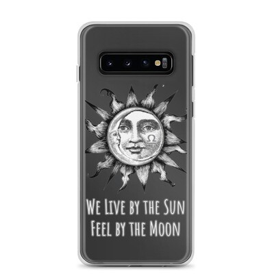 Samsung Case - Live by the Sun