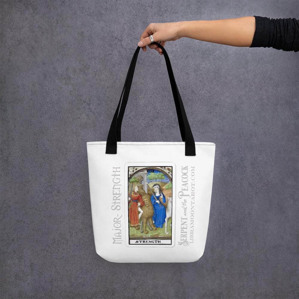 Tote bag - Tarot; Strength