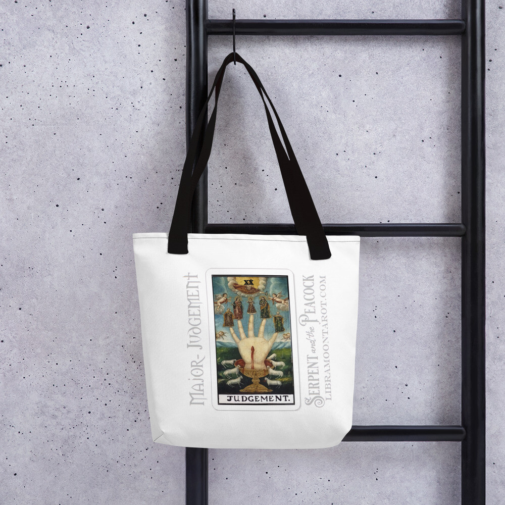 Tote bag - Tarot; Judgement