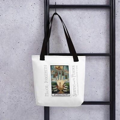 Tote bag - Tarot; Judgement