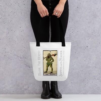 Tote bag - Tarot; The Hermit