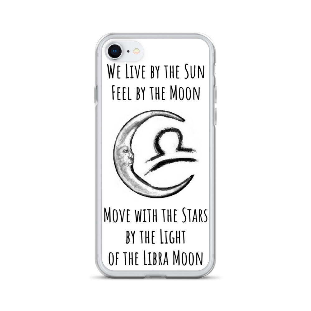 iPhone Case - Light of the Libra Moon