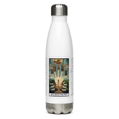 Stainless Steel Water Bottle - Tarot; Judgement
