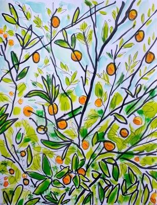 Kumquat Bush