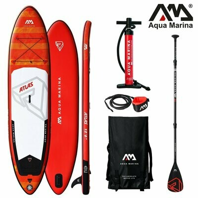 SUP Aqua Marina Atlas ISUP Set