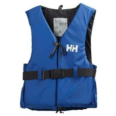 Schwimmweste Helly Hansen Grösse M von 60 bis 70 Kilo blau