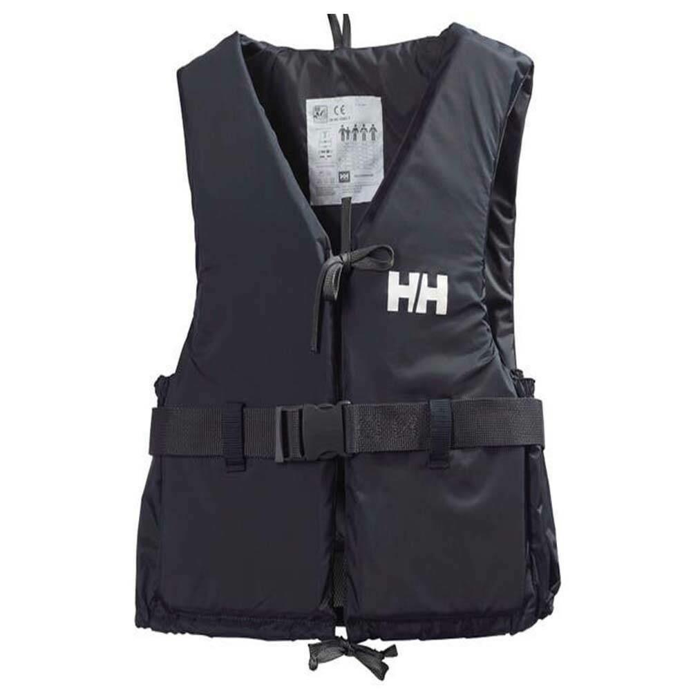 Schwimmweste Helly Hansen Grösse L von 70 bis 90 Kilo schwarz