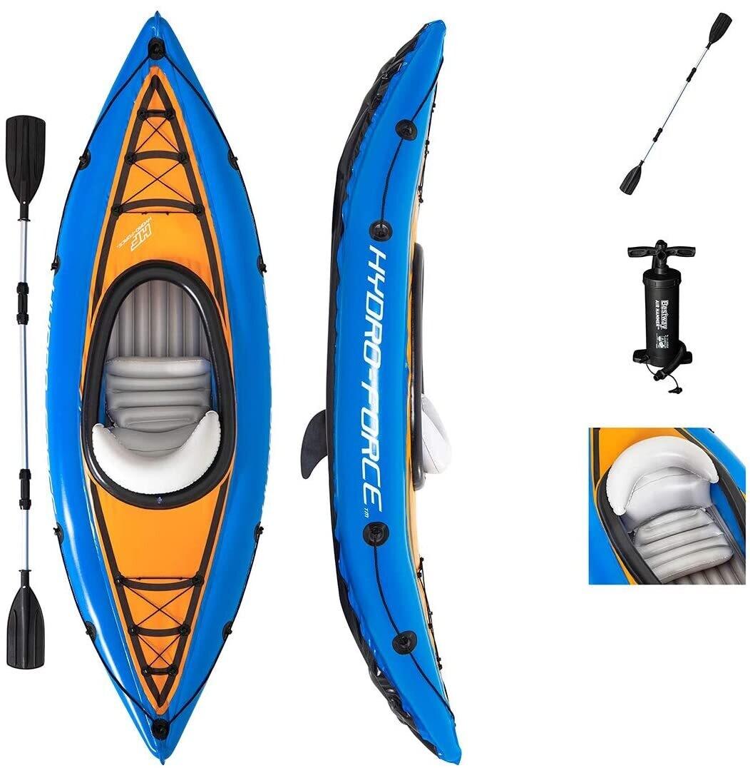 Kajak Hydro Force Cove Champion 65115 Masse 275 x 81 x 46