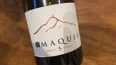 Stéphane Usseglio Le Maquis 2017 | Ventoux Rouge | 6 bouteilles de 75 cl