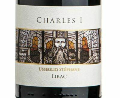 Stéphane Usseglio Charles 1er 2017 | Lirac Rouge | 6 bouteilles de 75 cl