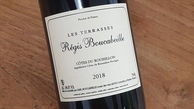 Régis Boucabeille Les Terrasses 2018 | 6 bouteilles de 75 cl