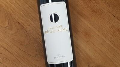 Domaine Richeaume Tradition 2017 | 6 bouteilles de 75 cl