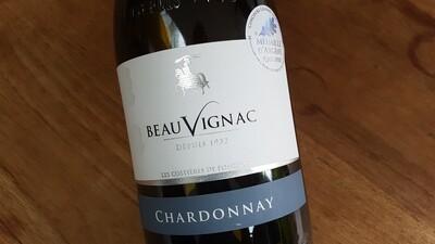 Beauvignac Chardonnay 2019 | 6 bouteilles de 75 cl