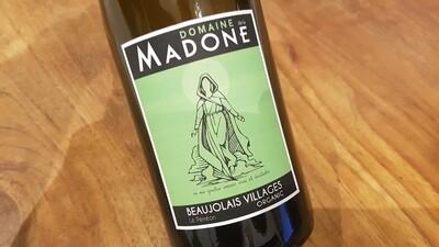 Domaine de la Madone Bio 2018 | Beaujolais Villages Rouge | 6 x 75cl