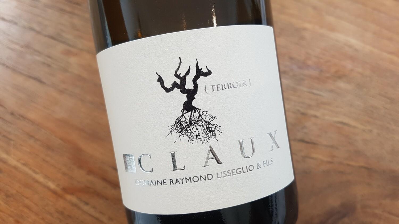 Domaine Raymond Usseglio Les Claux Blanc 2019   Côtes du Rhône   6 x 75cl