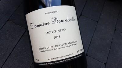 Domaine Boucabeille Monte Nero 2018   6 bouteilles de 75 cl