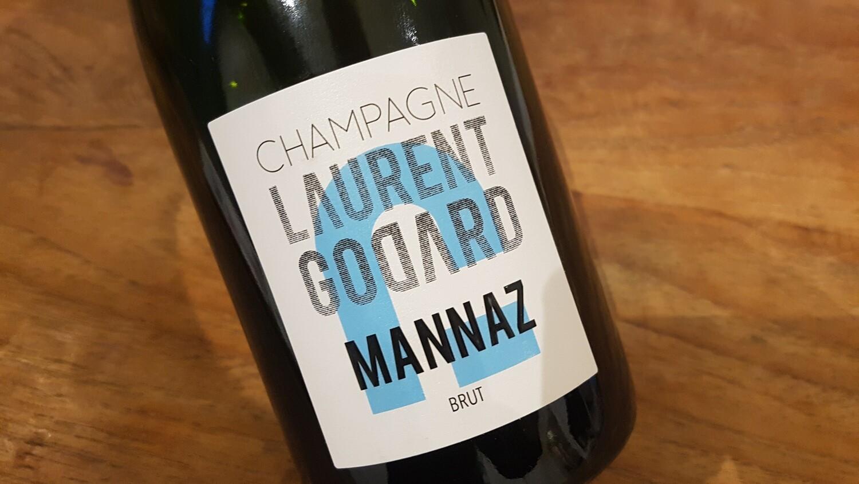Champagne Laurent Godard Mannaz Brut   6 x 75 cl