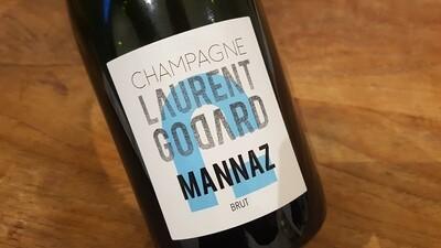 Champagne Laurent Godard Mannaz Brut | 6 x 75 cl