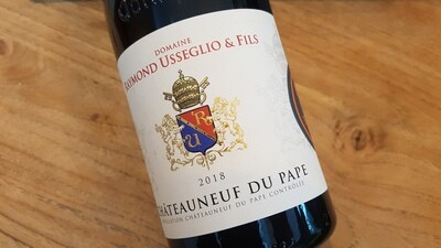 Domaine Raymond Usseglio Tradition 2018 Rouge | 6 x 75 cl