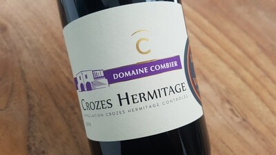 Domaine Combier Crozes Hermitage 2018   6 x 75 cl